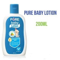 Pure Baby Lotion
