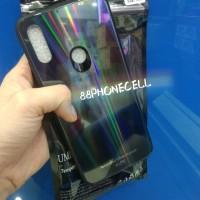 Xiaomi Redmi Note 7 Hardcase Ume Black Glass Aurora