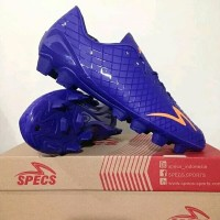 Sepatu bola specs original accelerator exocet new 2018