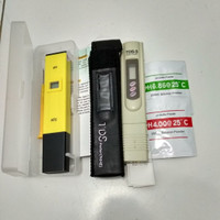 pH dan TDS meter