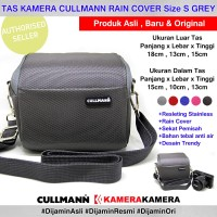 Tas Kamera CULLMANN RAIN COVER S Camera Bag for Mirrorless Camera