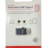 SANDISK USB 2.0 TYPE C FLASHDISK OTG DUAL DRIVE 32GB