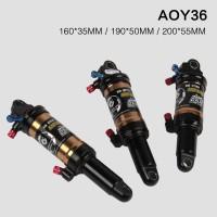 Original DNM AOY-36RC XC / Trail 165 190 200mm rear shock air suspensi