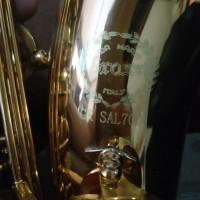 Saxophone Alto Ida Maria Grassi GR SAL700 Italy Original Best Product