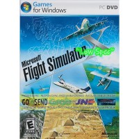 MICROSOFT FLIGHT SIMULATOR CD DVD GAME PC GAME GAMING PC GAMING LAPTOP