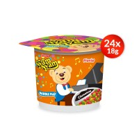 Arnott's Nyam-Nyam Bubble Puff Chocolate - PACK (24 Pcs)
