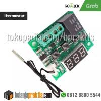 Digital Thermostat Temperature Controller Regulator Sensor Meter 12V