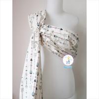 Gendongan ring bayi yumima / cukin ring / gendongan sling