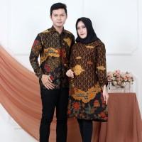 Batik Couple Atasan - Tunik dan Kemeja Estetika