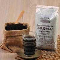 Kopi Coffee Koffie Robusta AROMA Bandung Original/Kopi Bubuk Khas