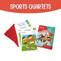 Sports Quartets   Playful by GummyBox