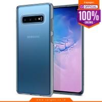 Case Galaxy S10 Plus / S10e / S10 Spigen Softcase Clear Liquid Crystal
