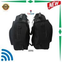 MJ Sidebag MJtor Side Bag Oval Tas Samping MJtor Waterproof Funcover