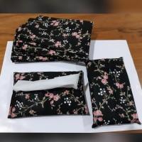 tempat tisu tissue murah/cover tissue travel pack murah/souvenir murah