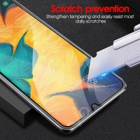 Tempered Glass Full Samsung Galaxy A50 Full Lem