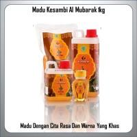 Madu Kesambi Madu Murni Al Mubarak / Madu Kesambi Al Mubarak Asli