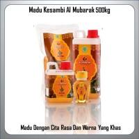 Madu Kesambi Madu Murni Al Mubarak 500 Gr / Madu Kesambi Al Mubarak