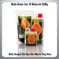 Madu Hutan Liar Al Mubarak kemasan 500gram / Madu Hutan Liar Original