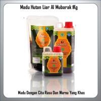 Madu Hutan Liar Al Mubarak kemasan 1kg / Madu Hutan Liar Original