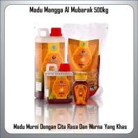 ( PROMO ) Madu Mangga Al Mubarak 500gr / Madu Mango Al Mubarak