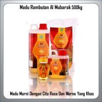 ( PROMO ) Madu rambutan al mubarak 500gram asli / Madu Rambutan