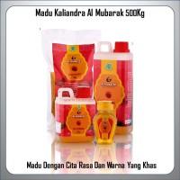 ( PROMO ) Madu Kaliandra Al Mubarak 500gr / Madu Kaliandra al mubarak