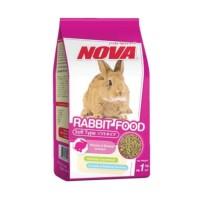Nova Rabbit Food/Makanan Kelinci no Briter Bunny
