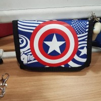 Super Sale Dompet Anak Avenger Captain America Nevada Limited Edition