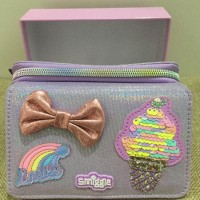New Items Smiggle Smile Purse For Girl - Dompet Anak Perempuan Smiggle