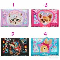Diskon Special Smiggle Stylin Wallet - Dompet Anak Smiggle - Stok