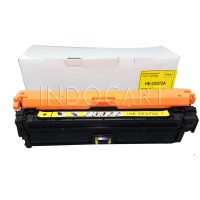 Toner Cartridge Compatible CE272A 650A-HP CLJ CP5525 M750 Yellow