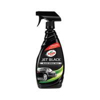 Turtle Wax Jet Black Spray Wax