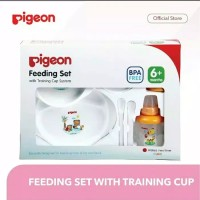 Pigeon Feeding Set with Training Cup System - Pakai Bubble