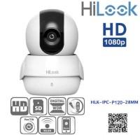 HiLook by HikVision Network PT Camera 1080P IPC-P120-D/W Garansi Resmi