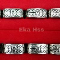 skull ring cincin stainless steel 316L xk06