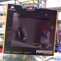 CORSAIR MOUSEPAD MM1000 Qi® Wireless Charging Mouse Pad
