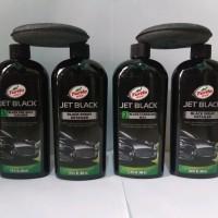 Turtle Wax JET Black Box Finish KIT 1420ml asli