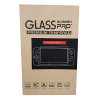 Zilla 2.5D Tempered Glass Curved Edge 9H 0.26mm for Nintendo Switch