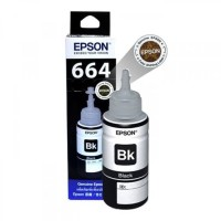 Tinta Epson 664 Black Original Printer L120 L310 L360 L100 L200 L485