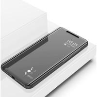 Clear View Stand Standing Cover Flip Mirror Case Xiaomi Mi Max 3 Max3