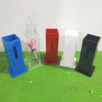 Dispenser Dot Tempat Dot minum Landak mini Hamster-Kedai Satwa l
