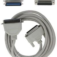 Kabel Printer Parael LPT 5M 5Meter 5 Meter 5 M
