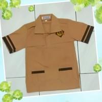 Baju Seragam Pramuka Siaga Lengan Pendek