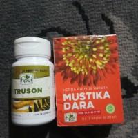 Paket Program Hamil Promil Herbal Mustika Dara dan Truson HPAI