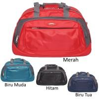 Real Polo Travel Bag - duffle bag- Tas Pakaian Multi Fungsi 7060