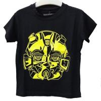Kaos Anak Cowok Bumble Bee Baju Karakter Superhero Transformers HD