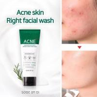 Some By Mi AHA BHA PHA 30 days miracle acne foam 100ml
