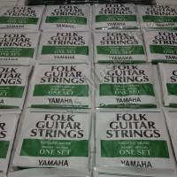 Senar Gitar Akustik Yamaha 1 Set (Folk Guitar String)