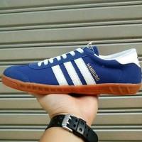 Adidas Hamburg Blue White 2