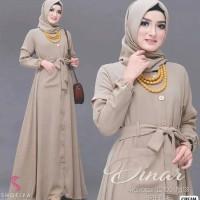 SALE!!!!! Dinar Dress   Baju Gamis Modern   Maxi Muslim Remaja